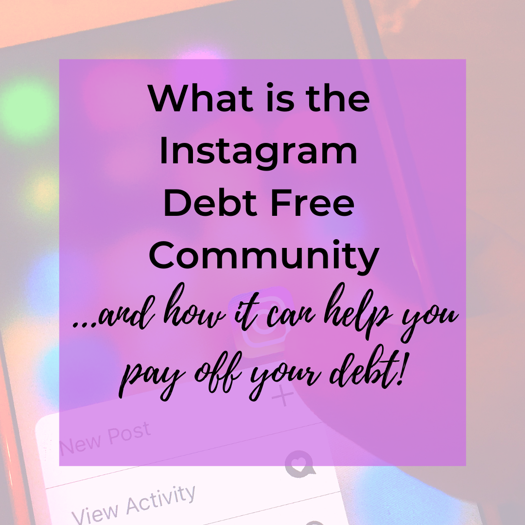 nstagram Debt Free Community