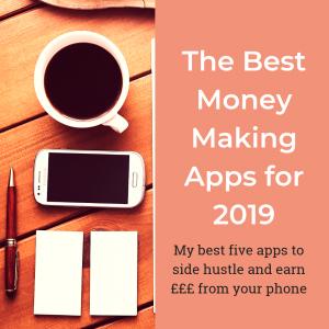 money making apps 2019