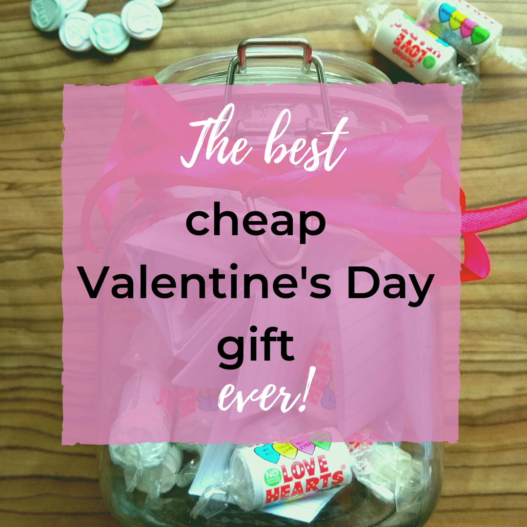 the best cheap valentines day gift ever