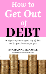 How to Get Out of Debt UK