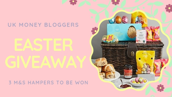 Easter Giveaway- Win an M&S Hamper!
