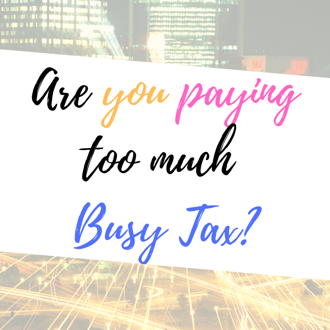 Busy Tax