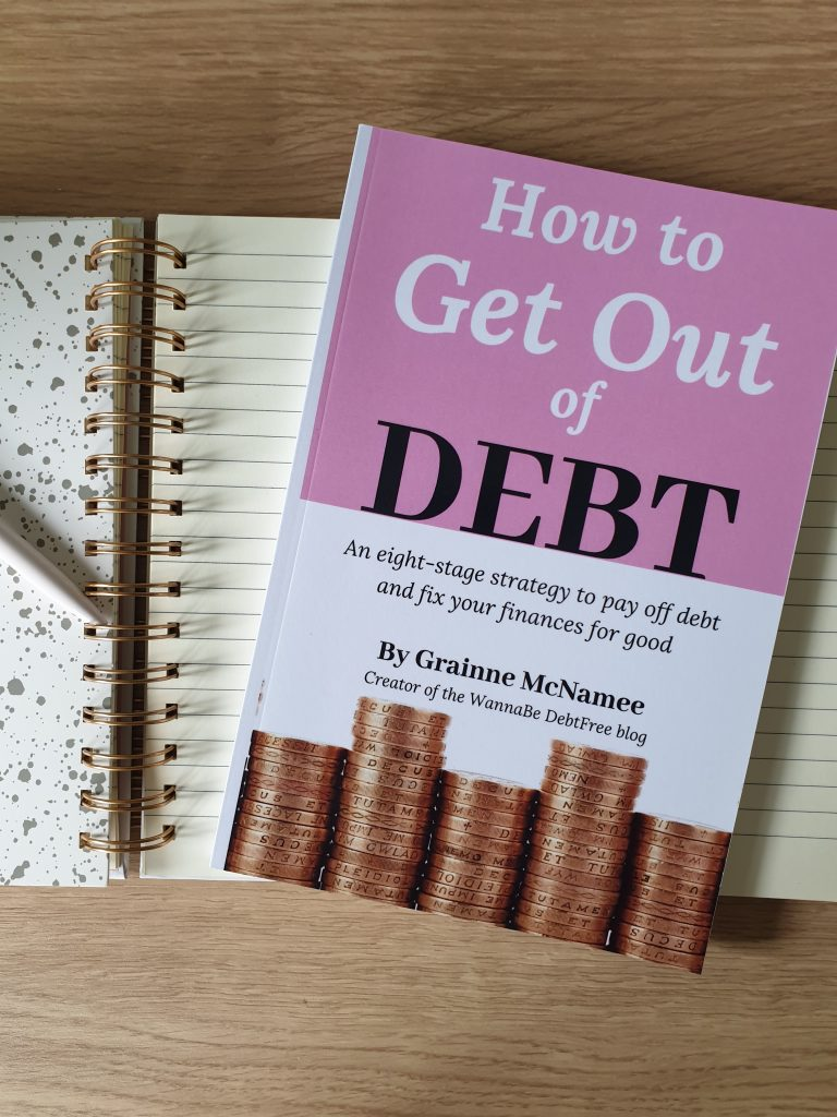 How to Get Out of Debt Book