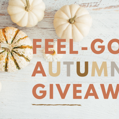 Feel-good autumn giveaway